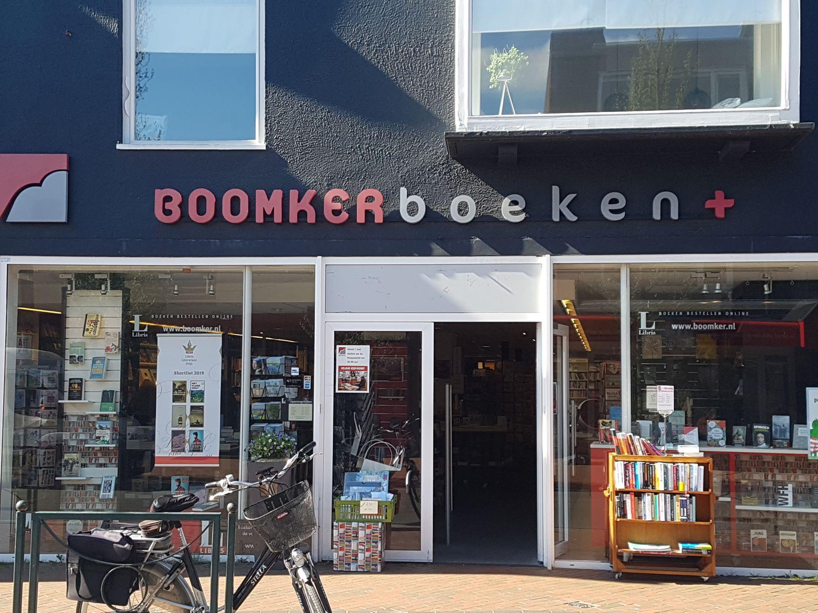 Blij met boekwinkels Waddenregio