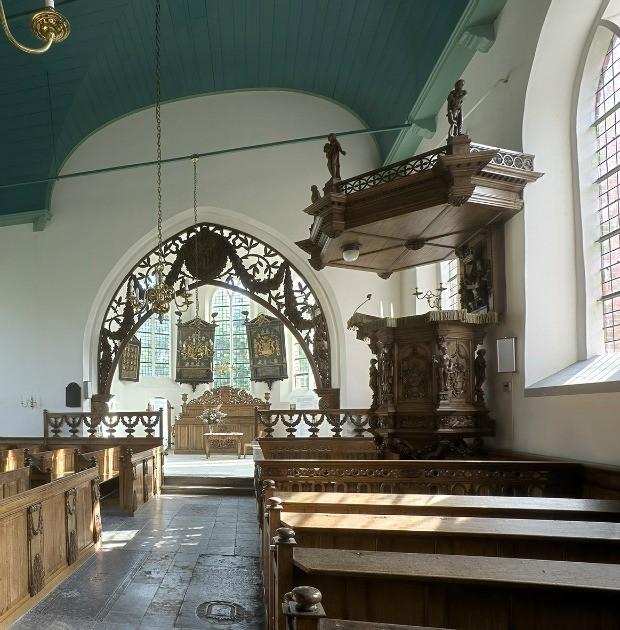 Expositie en gedichtenwedstrijd Petruskerk Pieterburen